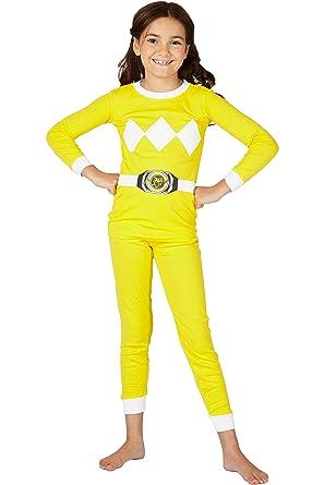 7e85129951 Amazon.com  Power Ranger Girls  Big Pajama Set