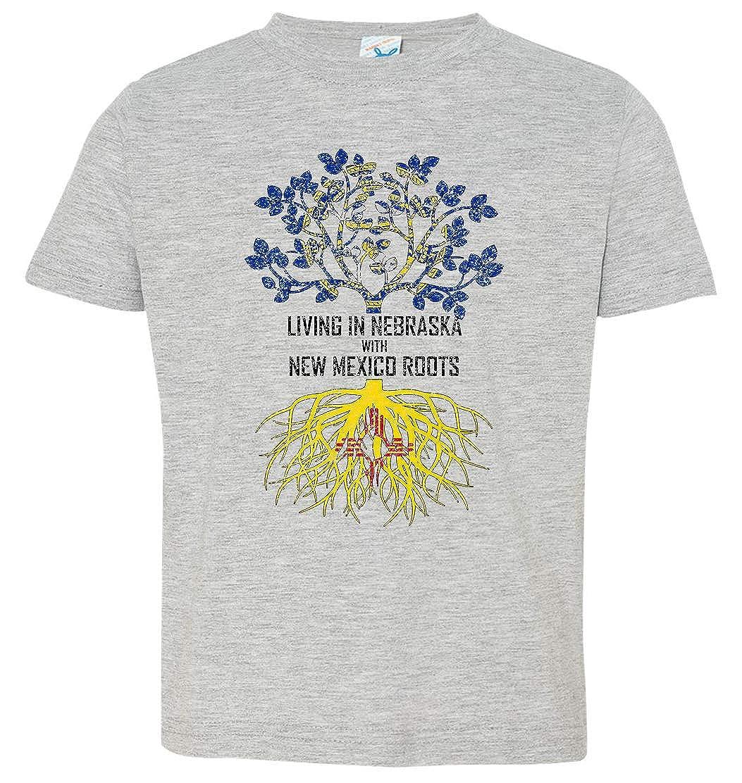 Tenacitee Babys Living in Nebraska with New Mexico Roots Shirt