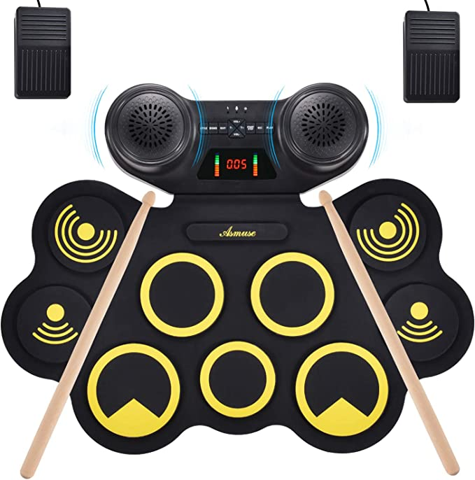Electronic Drums Drum Sets Electronic Drum Multifunctional ...