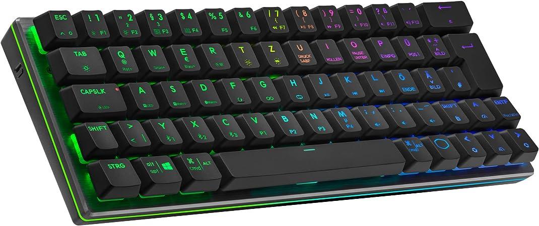 Cooler Master Sk622 Wireless Gaming Tastatur Im Computer Zubehör