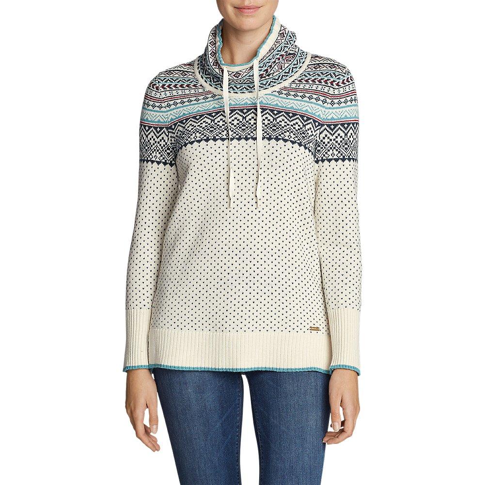 Eddie Bauer Women's Oslo Funnel Neck Sweater 21003039