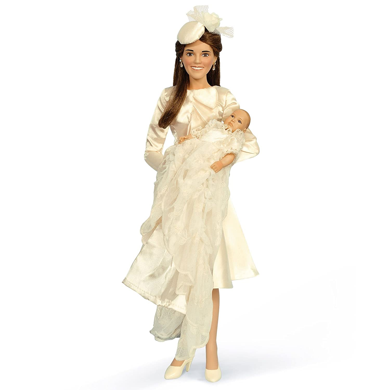 'The Royal Christening' Portrait Doll Set By Ashton Drake