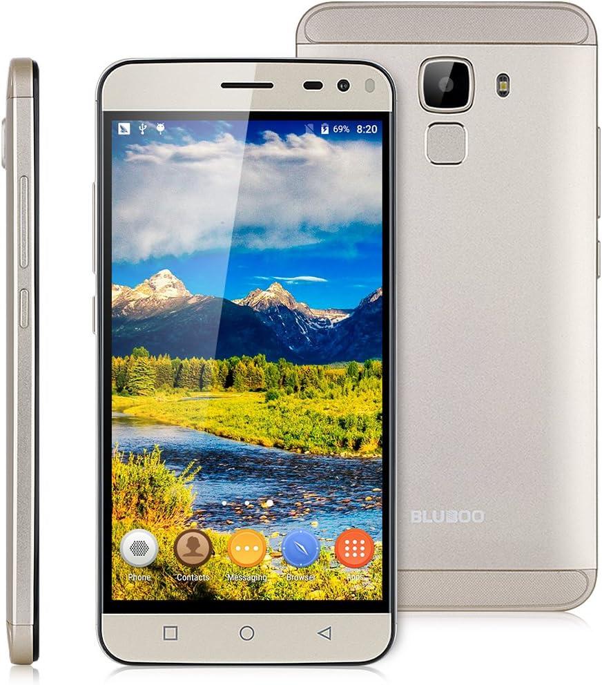BLUBOO Xfire 2 - Smartphone Libre 3G Teléfono Android (Pantalla 5.0