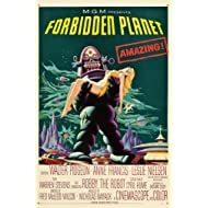 "Forbidden Planet - 24"" X 36"" (60.96 x 91.44 cm) Movie Poster"