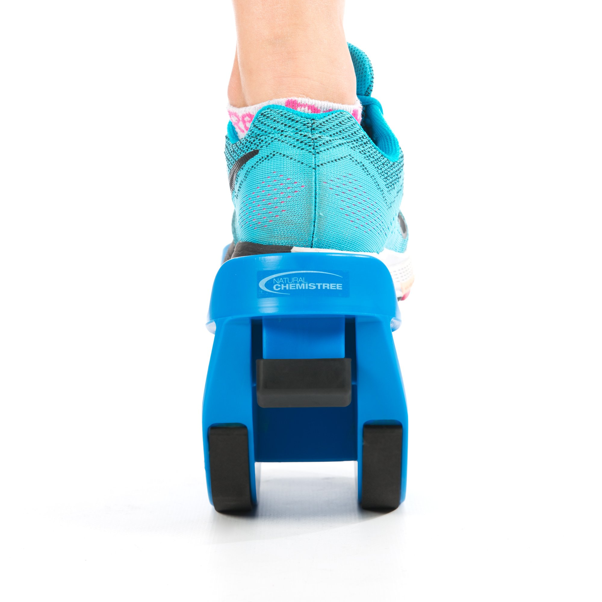 Foot Rocker. Durable Calf Stretcher Device for Achillies Tendonitis. Improve Plantar Fasciitis, Calf Flexibility, Ankle Mobility. Feet and Shin Splint Relief. Great for Physical Therapy, Athletes, Phy by Natural Chemistree (Image #5)