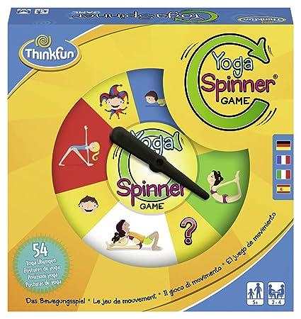 Think Fun- Spinner Game, (Ravensburger 76329)