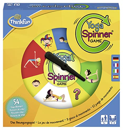 Think Fun- Spinner Game, (Ravensburger 76329)