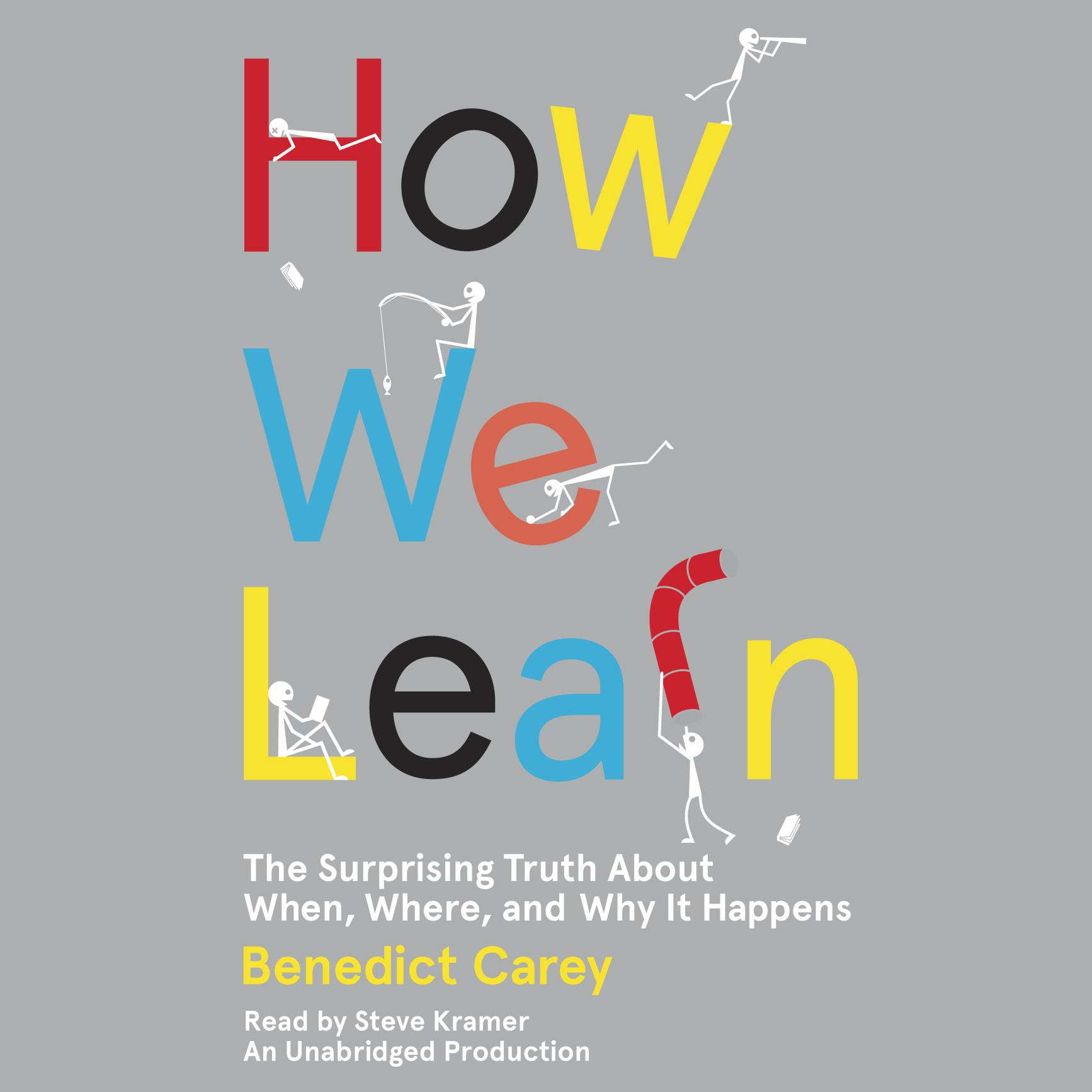 How We Learn  The Surprising Truth About When Where And Why It Happens