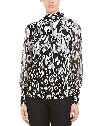 388b537223da70 Karen Millen Womens Top, UK 8 / US 4, Black at Amazon Women's Clothing  store: