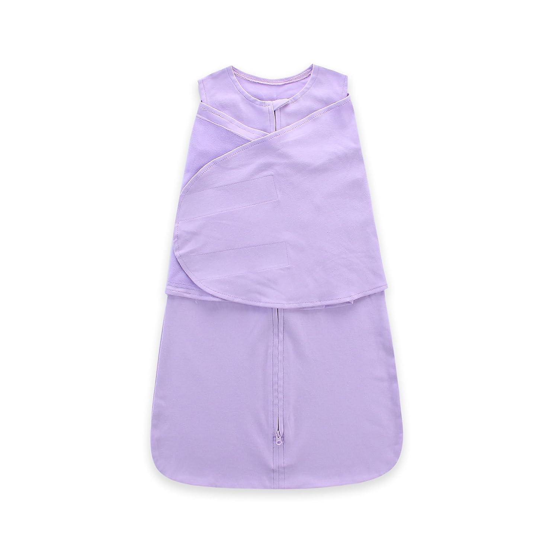 Miracle Baby Cotton Sleepsack Swaddling Wrap Baby Wearable Blanket lunghezza 26