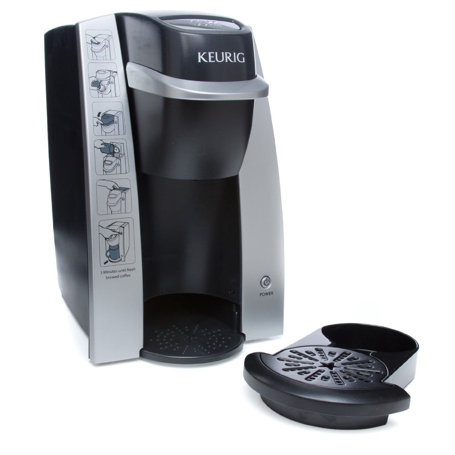 Keurig K-Cup In Room Brewing System, 11.1 x 10-Inches by Keurig