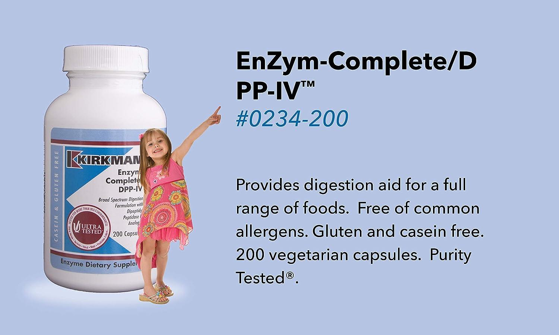 Amazon.com: enzym-complete/dpp-ivtm cápsulas: Health ...