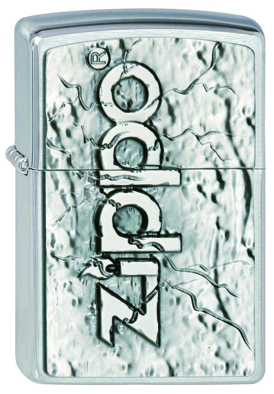 Zippo 2002738 - Accendino 200 Stone Music Merchandising Ltd.