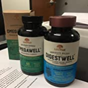 Amazon.com: OmegaWell Fish Oil: Heart, Brain, and Joint