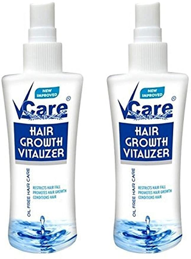 Buy Vcare Hair Growth Vitalizer 100ml Online At Low Prices In India Amazon In