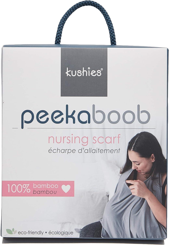 Kushies Peekaboob Nursing Scarf