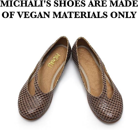 toms vegan ballet flats