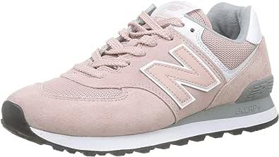 New Balance 574v2, Zapatillas para Mujer, Rosa (Charm/Steel UNC), 39 EU: Amazon.es: Zapatos y complementos