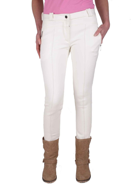 Napapijri Damen Hose Skihose Pants Winterhose Creme #RIF120
