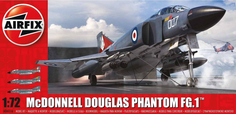 Amazon.com: afx06016 Airfix 1: 72 Phantom FG.1 [Modelo Kit ...