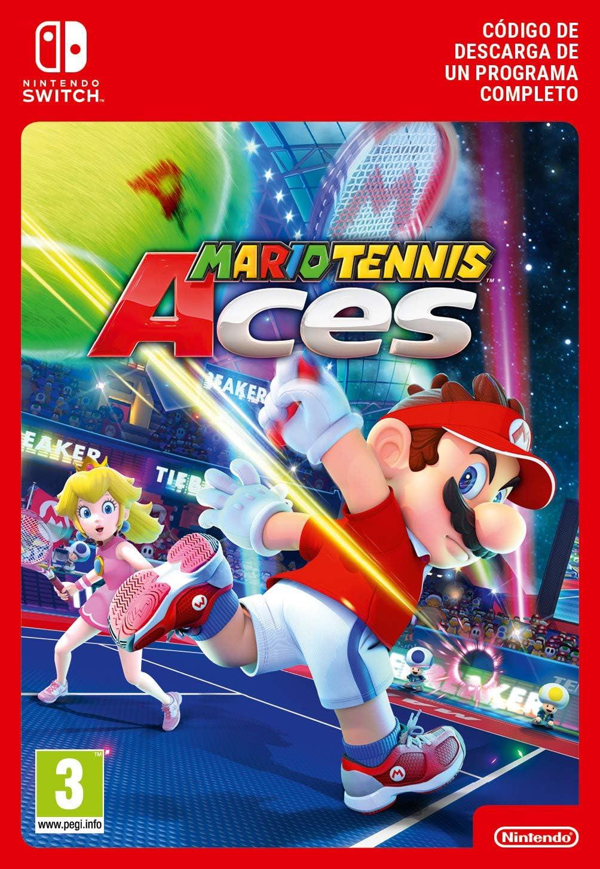 Mario Tennis Aces [Switch - Download Code]: Amazon.es: Videojuegos