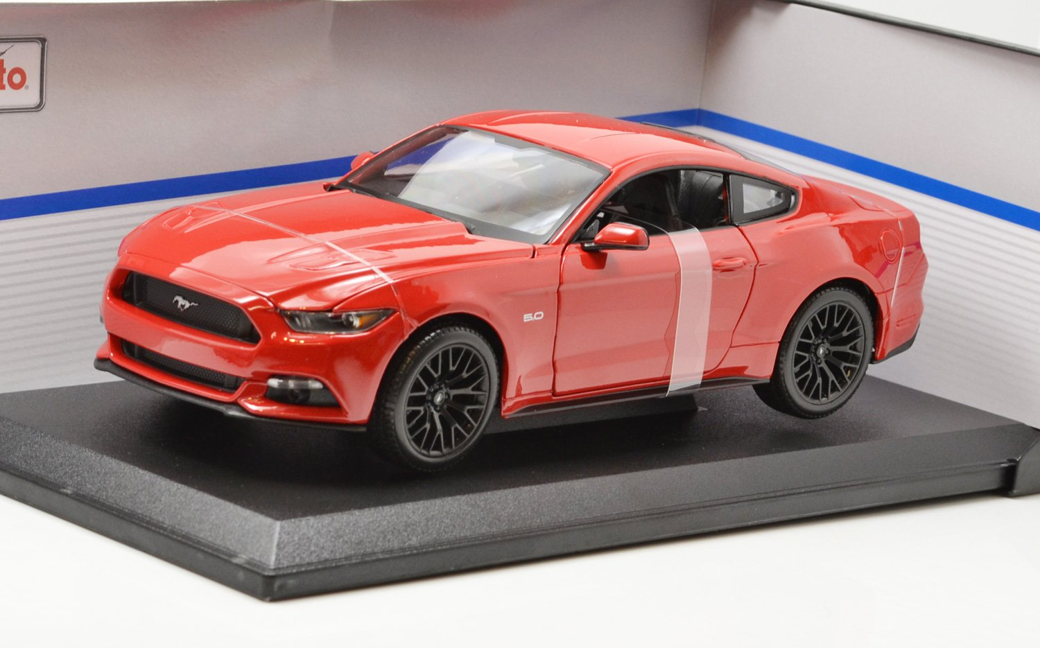 2015 Ford Mustang GT 5.0 ROT 1/18 by Maisto 31197 by Maisto