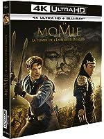 La Momie : la tombe de l'empereur dragon 4K [Blu-ray]