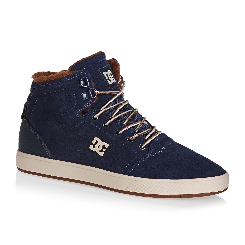 DC Shoes Crisis High WNT, Zapatillas Altas para Niños 42.5 EU|Azuloscuro