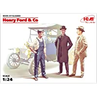 ICM ICM24003 24003 – 44220 figurer Henry Ford Co