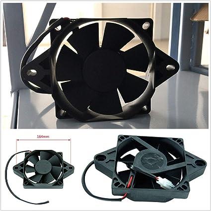 FidgetGear Ventilador de refrigeración para radiador eléctrico ...