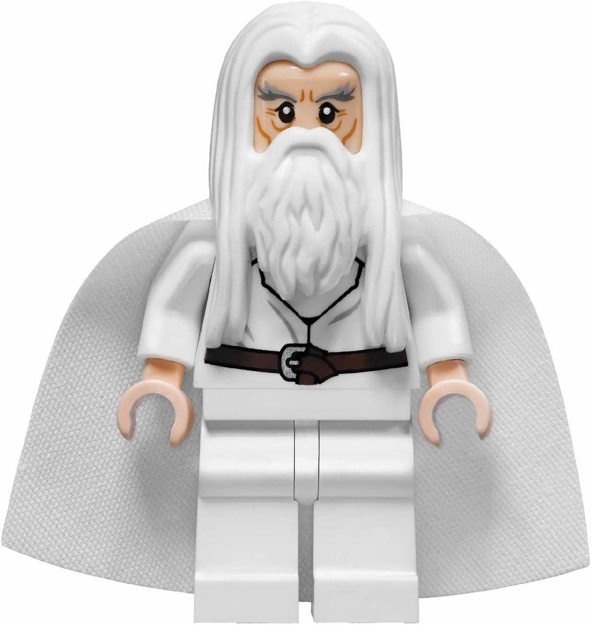 Lego Gandalf The White Mini Figure From Set 79007
