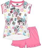 Minnie Mouse Pyjama Kollektion 2018 Shortie 98 104 110 116 122 128 134 140 Schlafanzug Kurz Shorty