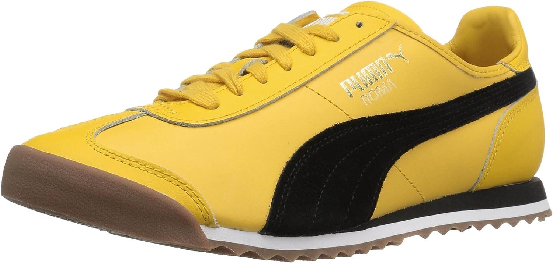PUMA Men's Roma OG 80s Fashion Sneaker