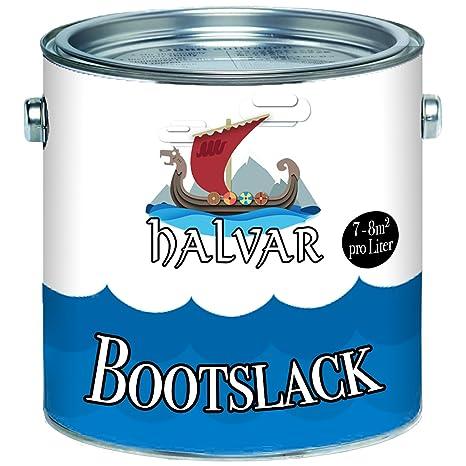 Halvar Bootslack Yachtlack Bootsfarbe Yachtfarbe Pu Verstärkt Für