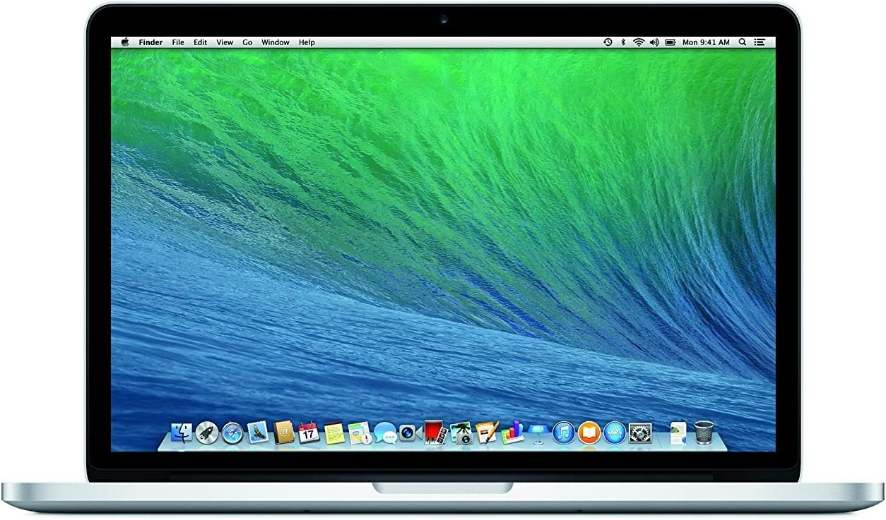 Apple MacBook Pro 13.3-Inch Laptop 2.6GHz (MGX82LL/A) Retina, 8GB Memory, 256GB Solid State Drive (Renewed)