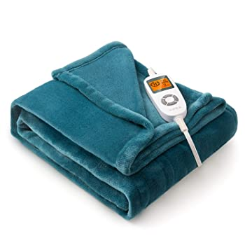 Vipex 10 Heat Settings Electric Blanket