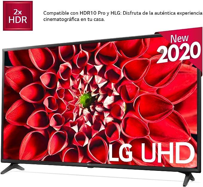 LG 43UN7100ALEXA - Smart TV 4K UHD 108 cm (43