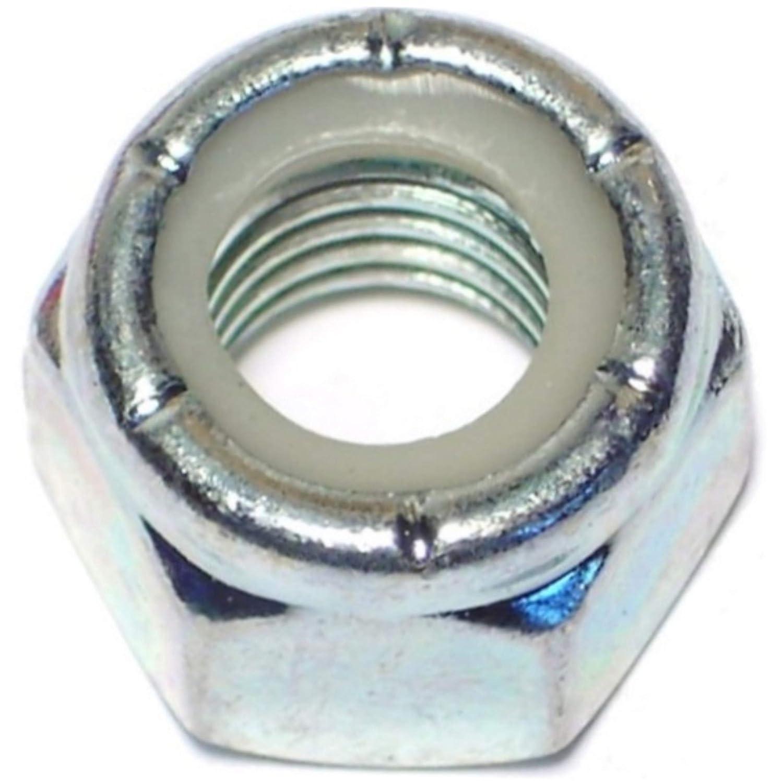 Hard-to-Find Fastener 014973284985 Coarse Nylon Insert Lock Nuts 1//2-13-Inch 20-Piece