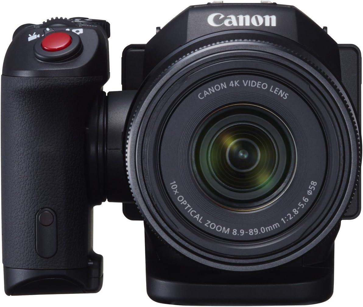 Canon XA XC10 13,36 MP CMOS - Videocámara (13,36 MP, CMOS, 12 MP, 8,29 MP, 10x, 8,9-89 mm)