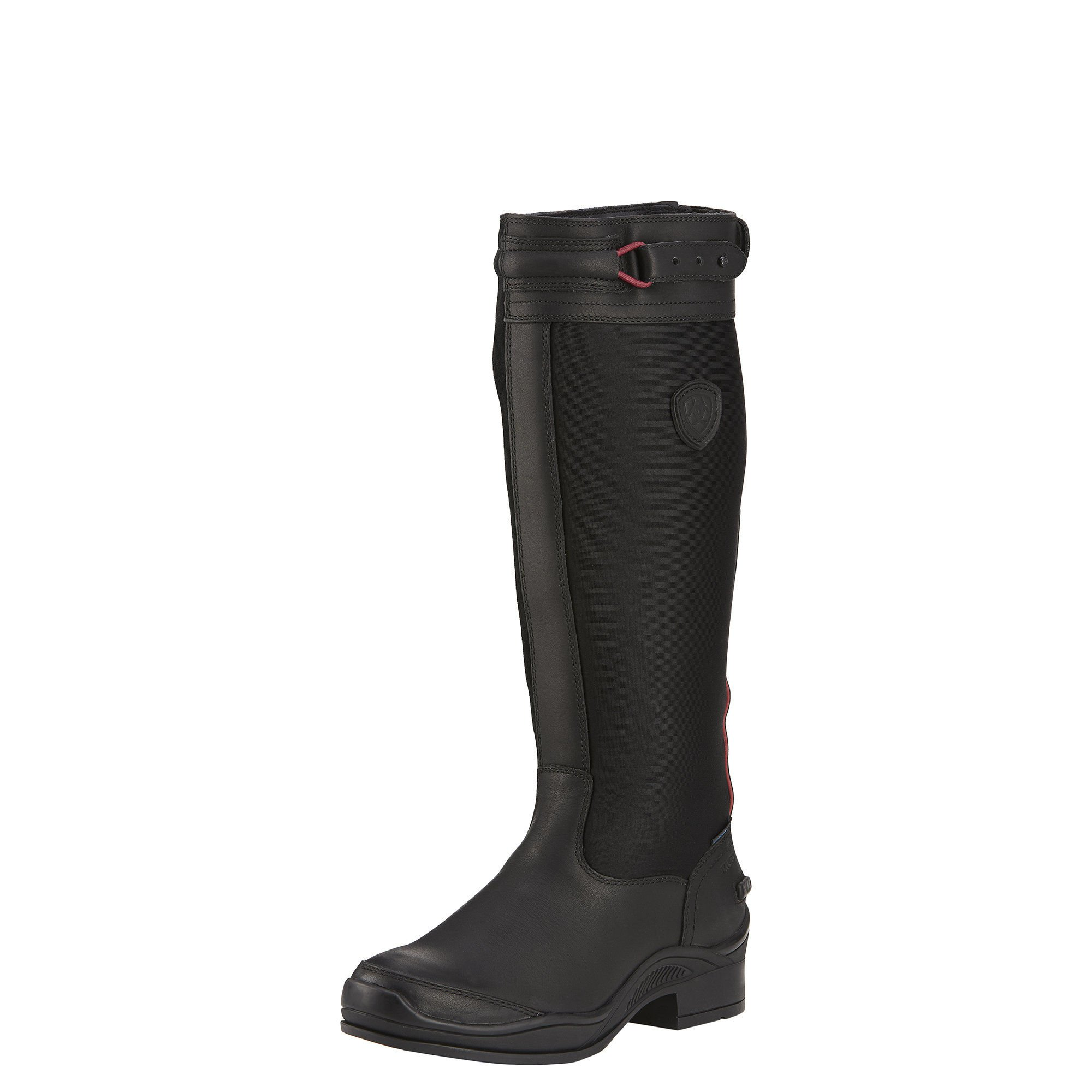 Ariat Womens Extreme Tall H2O Insulated Winter Riding 8 B / Medium(Calf Width) Black