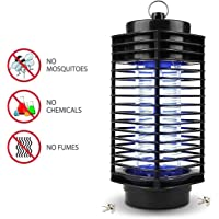 gs GREATERSCAP Mini Electric Portable Home Mosquito Lamp Black