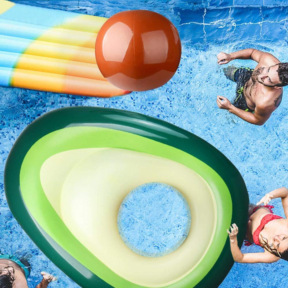 Amazon.com: Longshow flotador hinchable para piscina, playa ...