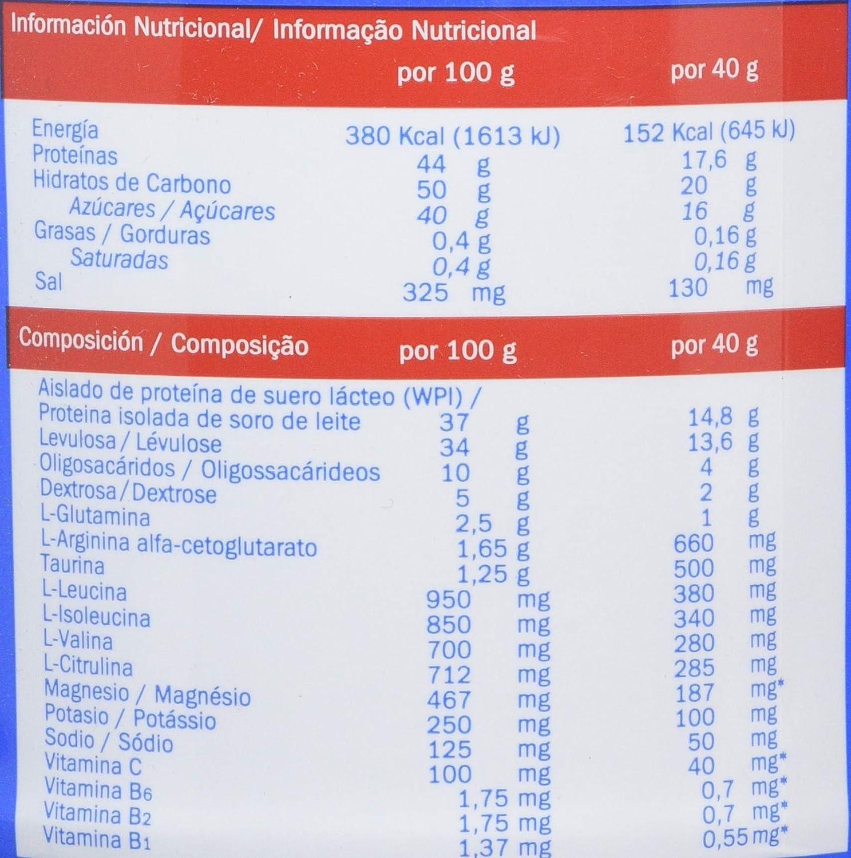 NutriSport Stressnutril Recuperador Suplemento - 800 gr: Amazon.es: Salud y cuidado personal
