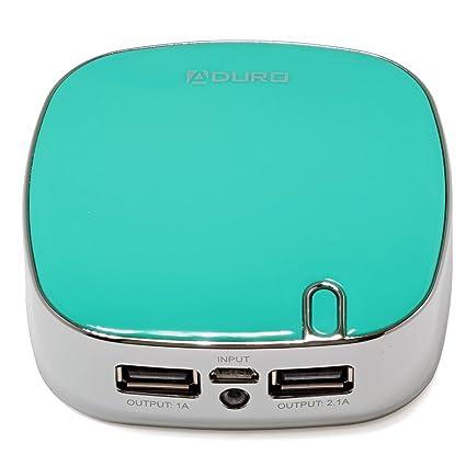 Amazon.com: Aduro PowerUp 4000 mAh batería externa portátil ...