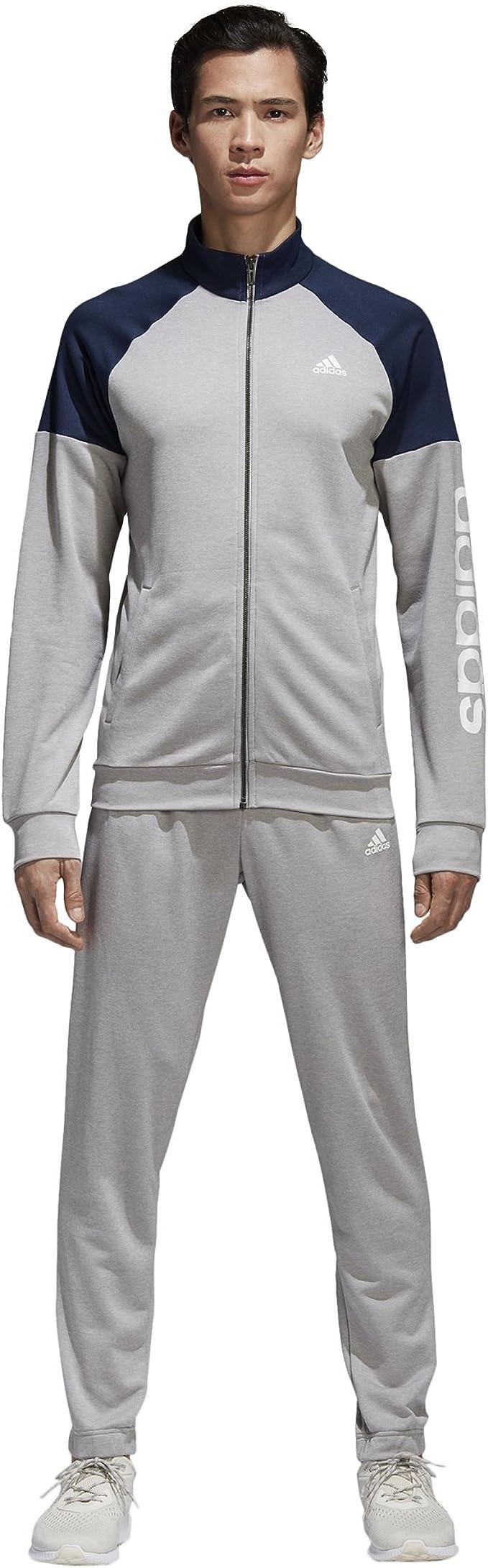 adidas Herren MTS Polyester Marker Trainingsanzug