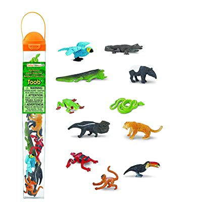 Safari Ltd Rainforest TOOB: Toys & Games