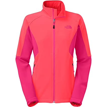The North Face Womens Shellrock Jacket Rambutan Pink Cerise Pink Womens  (XS 28054ea7a
