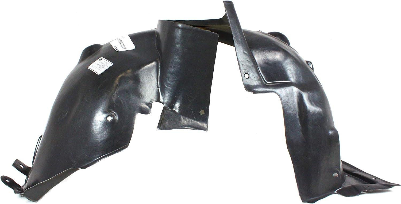 Garage-Pro Fender Liner for MINI COOPER 02-08 FRONT LH Convertible//Hatchback