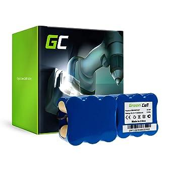 Green Cell® Batería de Aspirador para Bosch BBHMOVE7 Move 2in1 20.4V (Ni-MH celdas 3Ah 20.4V): Amazon.es: Hogar
