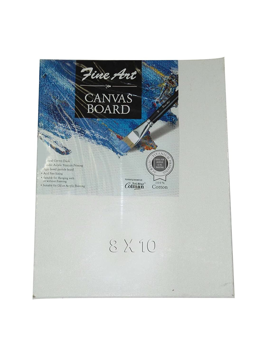 Buy Pidilite Complete Painting Kit Canvas Board Online At Low